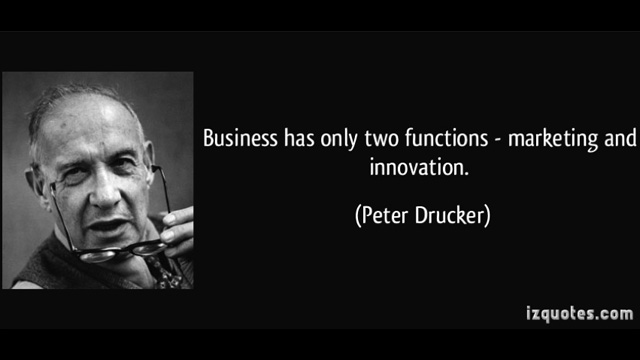 marketing and innovation services by Cube Concepts Lagos Nigeria - proud apostles of Peter Drucker